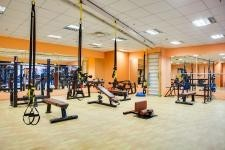 Fitness club EOLA