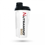 Nutramino Shaker 500ml - Frozen white