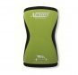ergo-compression-knee-fluo-green